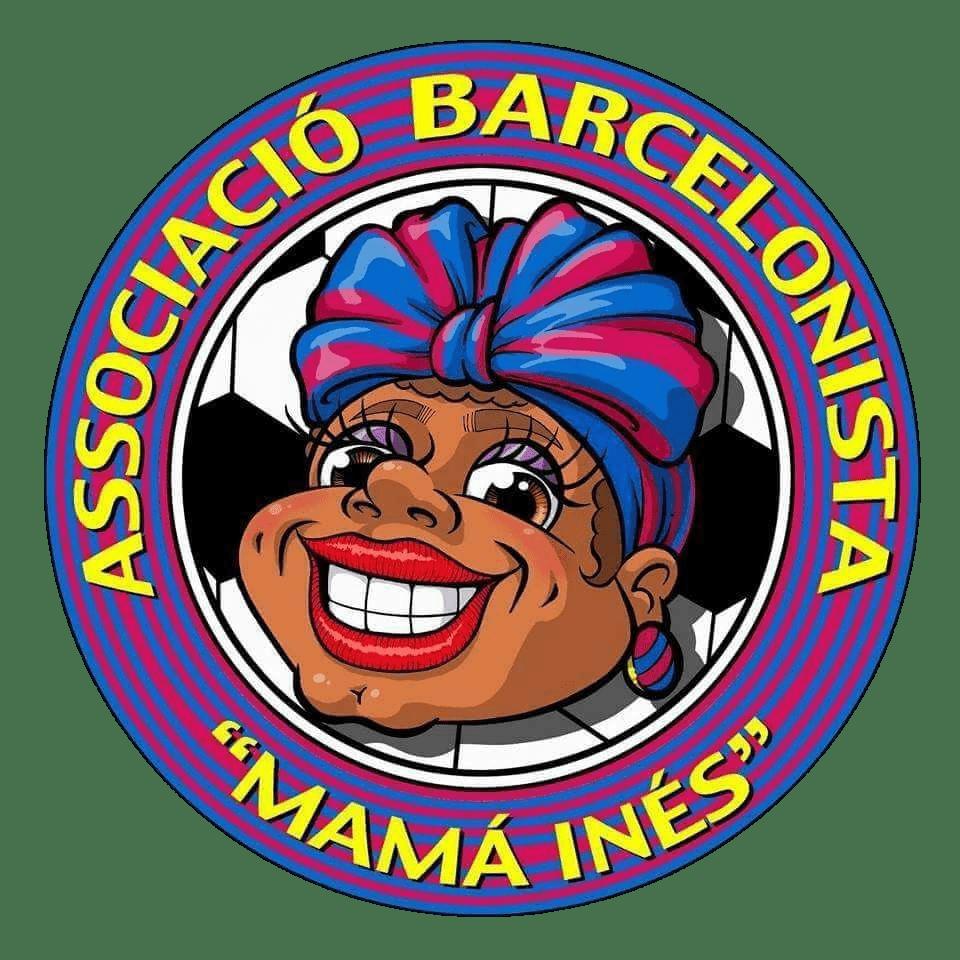 "Associació Barcelonista ""MAMÁ INÉS"" en MALDA CUSTOM PRINT"