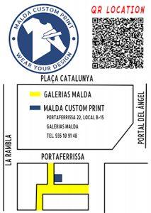 Location MALDACP