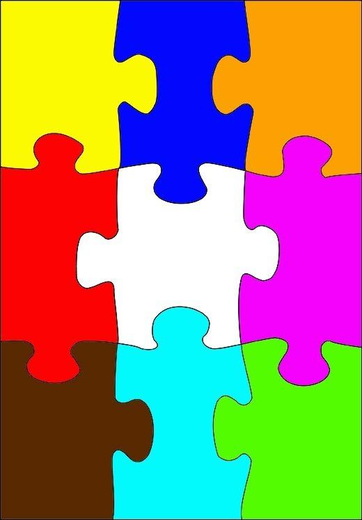 puzzle personalizable