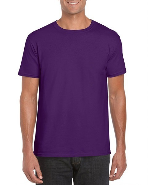 camiseta personalizable barcelona hombre lila