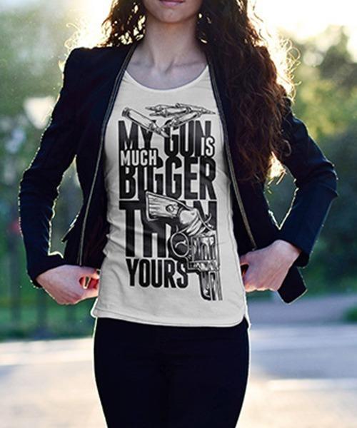 diseño camiseta personalizable mujer